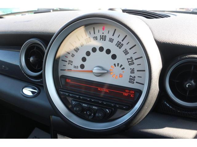 3ドアCOOPER S カロッツェリアナビナビ バックカメラ フルセグTV対応 HIDヘッドライト シートカバー サンルーフ パドルシフト ETC MTモード AUXポート オートエアコン(30枚目)