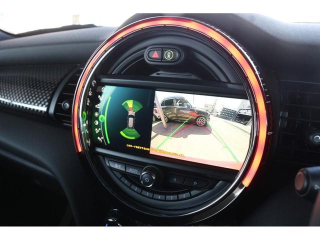ジョンクーパーワークス GIGAMOTフロントリップ H&Rダウンサス ダイナミカシート ハーマンカードンスピーカー フルセグTV シートヒーター Bカメラ MINIドライビングアシスト ドライビングモード(4枚目)