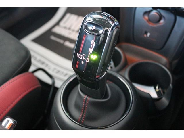 ジョンクーパーワークス GIGAMOTフロントリップ H&Rダウンサス ダイナミカシート ハーマンカードンスピーカー フルセグTV シートヒーター Bカメラ MINIドライビングアシスト ドライビングモード(31枚目)