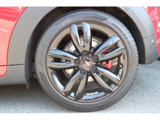 ジョンクーパーワークス GIGAMOTフロントリップ H&Rダウンサス ダイナミカシート ハーマンカードンスピーカー フルセグTV シートヒーター Bカメラ MINIドライビングアシスト ドライビングモード(34枚目)