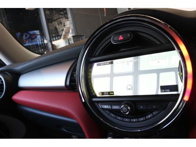 クーパーS ワンオーナー GIGAMOTフロントリップ ENKEI17インチアルミ 純正HDDナビ ハーフレザーシート ETC マルチファンクションステアリング クルーズコントロール LEDヘッドライト(4枚目)