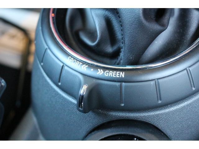 クーパーS ワンオーナー GIGAMOTフロントリップ ENKEI17インチアルミ 純正HDDナビ ハーフレザーシート ETC マルチファンクションステアリング クルーズコントロール LEDヘッドライト(5枚目)