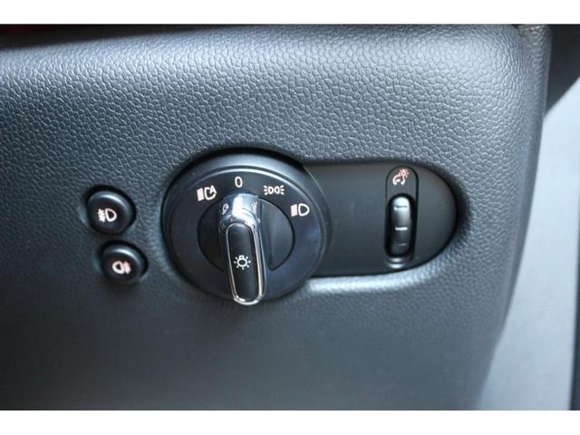 クーパーS ワンオーナー GIGAMOTフロントリップ ENKEI17インチアルミ 純正HDDナビ ハーフレザーシート ETC マルチファンクションステアリング クルーズコントロール LEDヘッドライト(32枚目)