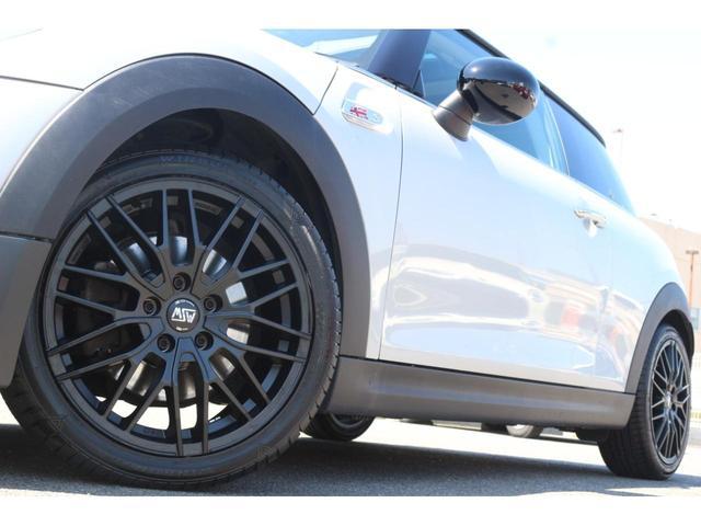 クーパーS GIGAMOTフロントリップ&17インチアルミ&ブルーミラー Bカメラ サンルーフ コンフォートアクセス ヘッドアップディスプレイ インテリジェントセーフティ ドライビングモード シートヒーター(22枚目)
