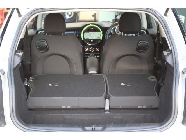 クーパーS GIGAMOTフロントリップ&17インチアルミ&ブルーミラー Bカメラ サンルーフ コンフォートアクセス ヘッドアップディスプレイ インテリジェントセーフティ ドライビングモード シートヒーター(33枚目)