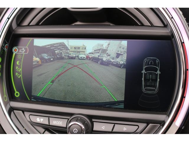 コンバーチブル ジョンクーパーワークス GIGAMOTフロントリップ アイバッハダウンサス Bカメラ コンフォートアクセス ダイナミカシート シートヒーター YOURSパッケージ ミラーETC シートヒーター HUD ドライビングモード(4枚目)