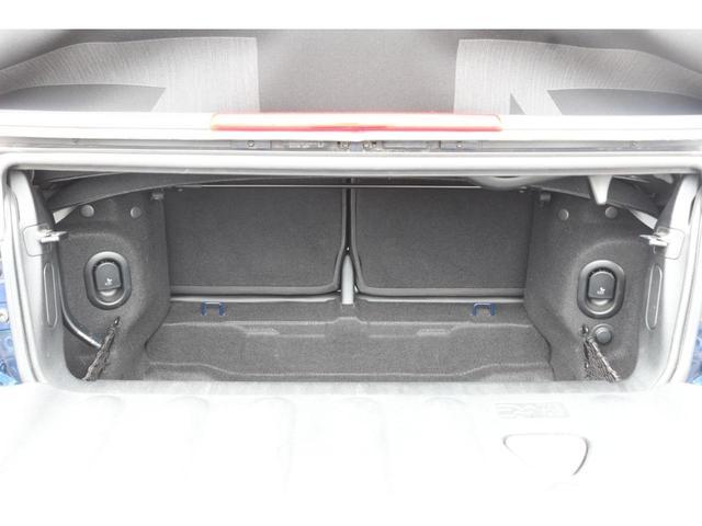 コンバーチブル ジョンクーパーワークス GIGAMOTフロントリップ アイバッハダウンサス Bカメラ コンフォートアクセス ダイナミカシート シートヒーター YOURSパッケージ ミラーETC シートヒーター HUD ドライビングモード(20枚目)