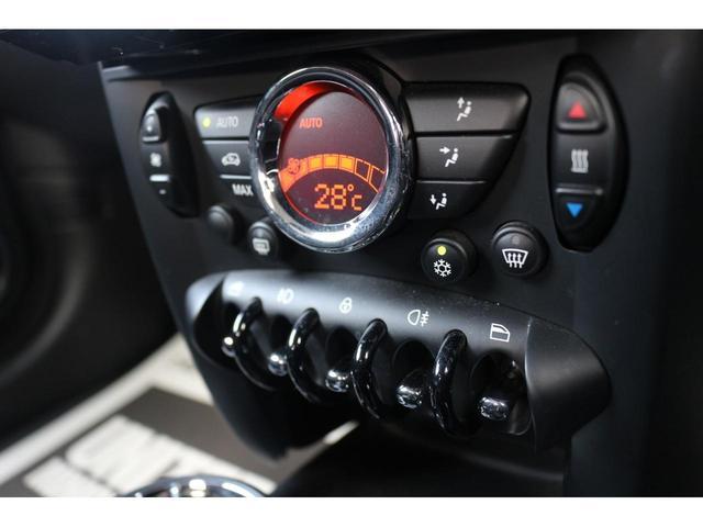 3ドア COOPER S GIGAMOTフロントリップ&ブルーミラーENKEI17インチアルミホイール カロッツェリアナビ Bカメラ Bluetooth対応 CD・DVD視聴可能 ETC オートエアコン AUX パドルシフト(25枚目)