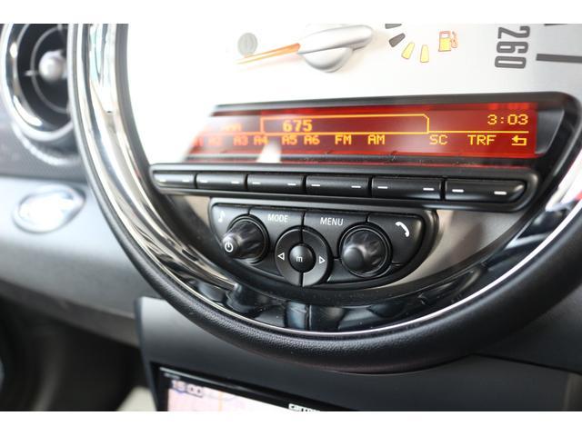 3ドア COOPER S GIGAMOTフロントリップ&ブルーミラーENKEI17インチアルミホイール カロッツェリアナビ Bカメラ Bluetooth対応 CD・DVD視聴可能 ETC オートエアコン AUX パドルシフト(34枚目)