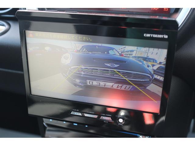 3ドア COOPER S GIGAMOTフロントリップ ENKEI17インチアルミ カロッツェリアHDDサイバーナビ サンルーフ ハーフレザー バックカメラ 地デジ ETC マルチファンクションステアリング(5枚目)