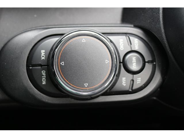 3ドア COOPER S GIGAMOTフロントリップ&テールピース H&Rダウンサス RAYS18インチアルミ 純正HDDナビ フルセグTV ミラーETC LEDヘッドライト オートライト アイドリングストップ MTモード(34枚目)