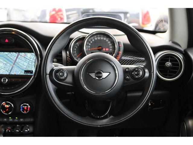 クーパーS GIGAMOT17インチアルミ&ダウンサス MSKフロントリップ 純正HDDナビ ヘッドアップディスプレイ MINIドライビングモード マルチファンクションステアリング クルーズコントロール(27枚目)