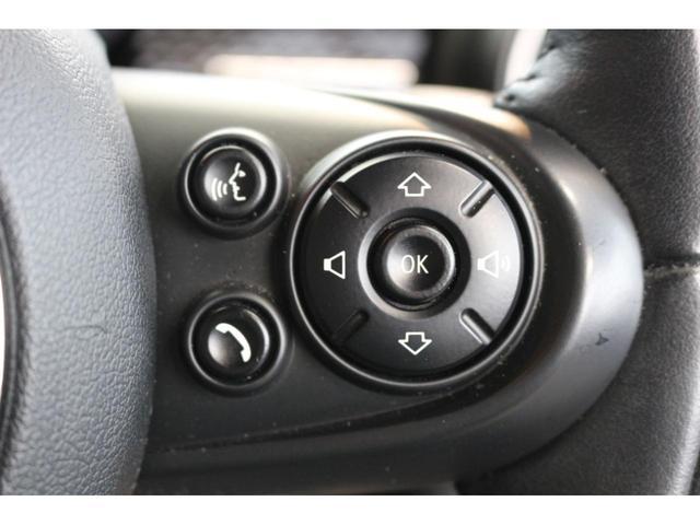 クーパーS GIGAMOT17インチアルミ&ダウンサス MSKフロントリップ 純正HDDナビ ヘッドアップディスプレイ MINIドライビングモード マルチファンクションステアリング クルーズコントロール(33枚目)