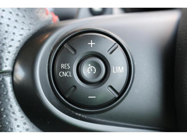 3ドア COOPER S MSKフロントリップ GIGAMOT17インチアルミ&ダウンサス 純正HDDナビ JCWステアリング ドライビングモード マルチファンクションステアリング LEDヘッドライト オートライト ETC(32枚目)