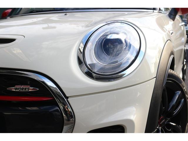 ジョンクーパーワークス GIGAMOTフロントリップ&サイドディフューザー&ダウンサス 純正HDDナビ Bカメラ 地デジ アダプティブクルーズコントロール LED MINIドライビングアシスト  ヘッドアップディスプレイ(20枚目)