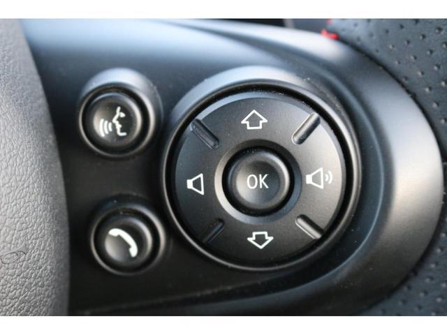 ジョンクーパーワークス GIGAMOTフロントリップ&サイドディフューザー&ダウンサス 純正HDDナビ Bカメラ 地デジ アダプティブクルーズコントロール LED MINIドライビングアシスト  ヘッドアップディスプレイ(28枚目)