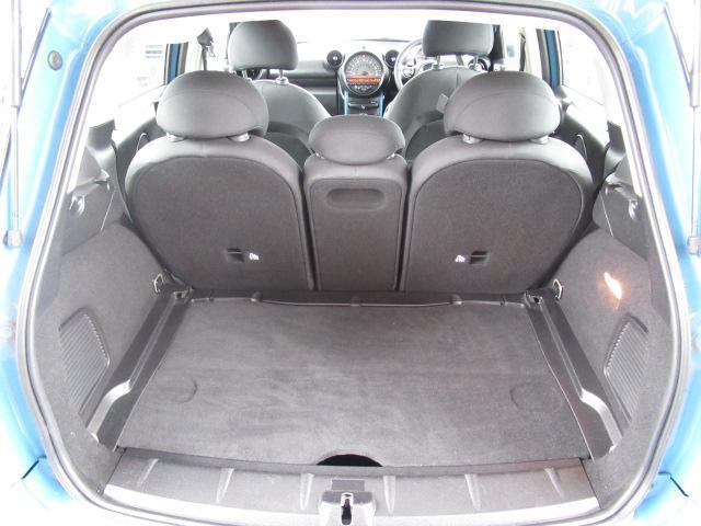 クーパーSD クロスオーバーマリン 日本150台限定特別仕様車MARIN リフトアップ MGライカン16インチアルミ クルーズコントロール 専用ハーフレザーシート パドルシフト ETC車載器 AUX接続 キーレス オートエアコン(29枚目)