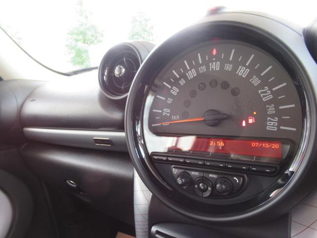 クロスオーバー クーパーD パークレーン 特別仕様車 ディーゼル ハーフレザーシート ETC車載器 クルーズコントロール オートライト 純正18アルミホイール マルチファンクションステアリング ルーフレール オートエアコン(8枚目)