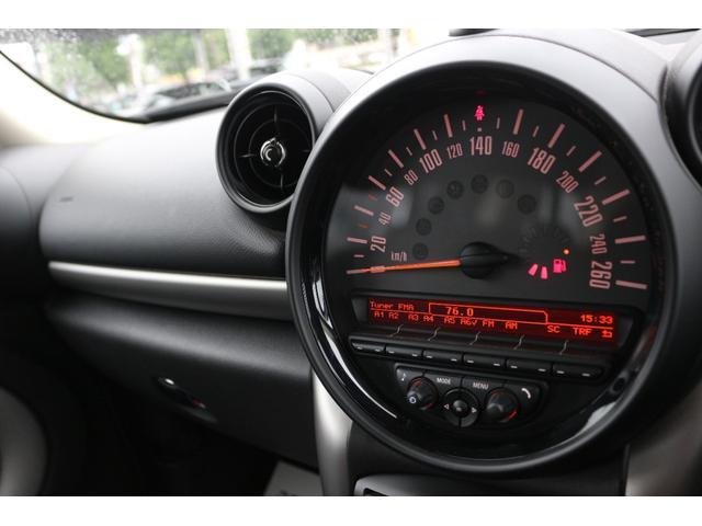 クーパーD クロスオーバー ブラックデザインパッケージ RMP18インチアルミ H&Rダウンサス HIDヘッドライト オートライト 純正17インチアルミホイール ETC車載器 AUXポート プッシュスタート MTモード(4枚目)
