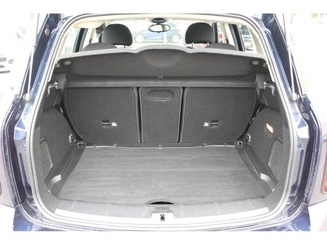 クーパーD クロスオーバー ブラックデザインパッケージ RMP18インチアルミ H&Rダウンサス HIDヘッドライト オートライト 純正17インチアルミホイール ETC車載器 AUXポート プッシュスタート MTモード(19枚目)