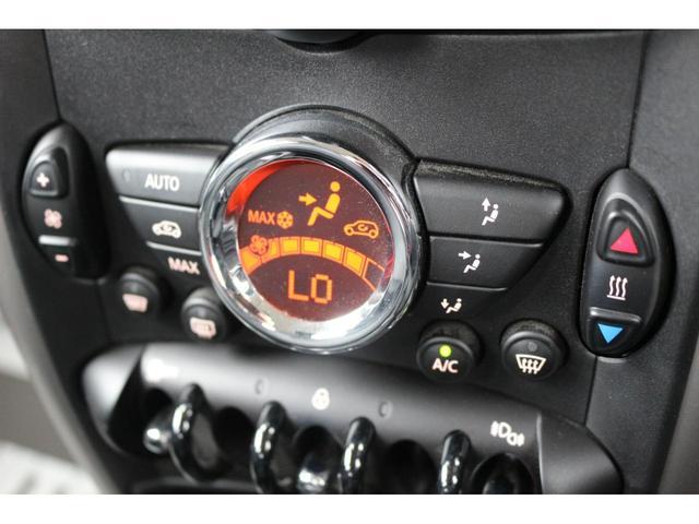 クーパーD クロスオーバー ブラックデザインパッケージ RMP18インチアルミ H&Rダウンサス HIDヘッドライト オートライト 純正17インチアルミホイール ETC車載器 AUXポート プッシュスタート MTモード(27枚目)