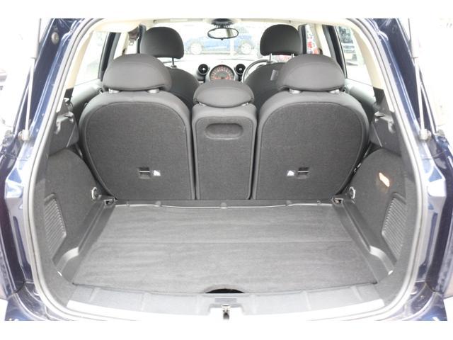 クーパーD クロスオーバー ブラックデザインパッケージ RMP18インチアルミ H&Rダウンサス HIDヘッドライト オートライト 純正17インチアルミホイール ETC車載器 AUXポート プッシュスタート MTモード(34枚目)