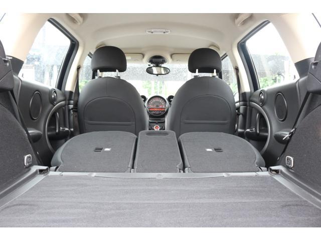 クーパーD クロスオーバー ブラックデザインパッケージ RMP18インチアルミ H&Rダウンサス HIDヘッドライト オートライト 純正17インチアルミホイール ETC車載器 AUXポート プッシュスタート MTモード(36枚目)