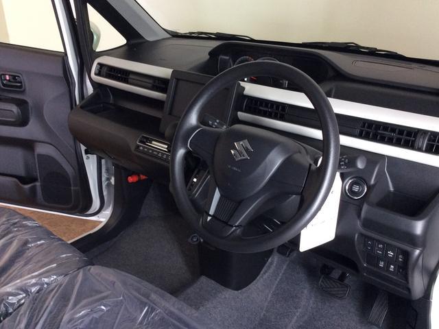 スズキ ワゴンR ハイブリッドFX デュアルセンサーブレーキサポート