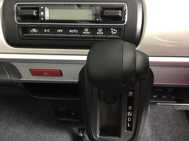ハイブリッドX スズキセーフティサポート・届出済み未使用車・ブラック2トーンルーフ・両側電動スライドドア・スリムサーキュレーター・パーソナルテーブル・スマートキー・プッシュスタート・オートエアコン・ロールサンシェード(12枚目)
