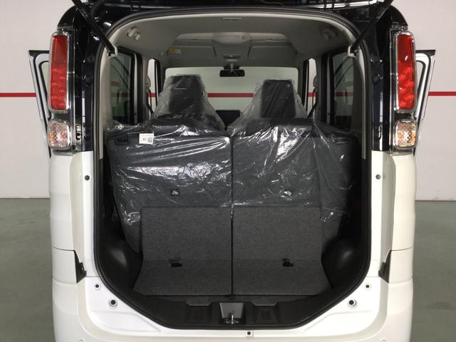 ハイブリッドX スズキセーフティサポート・届出済み未使用車・ブラック2トーンルーフ・両側電動スライドドア・スリムサーキュレーター・パーソナルテーブル・スマートキー・プッシュスタート・オートエアコン・ロールサンシェード(16枚目)