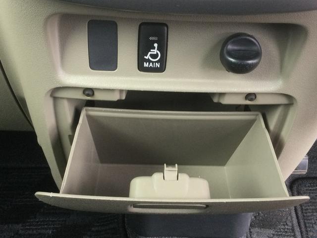 スローパーリアシート付仕様車 ナビ ワンセグTV CDチューナー キーレス エアコン フォグランプ 14インチアルミホイール(13枚目)