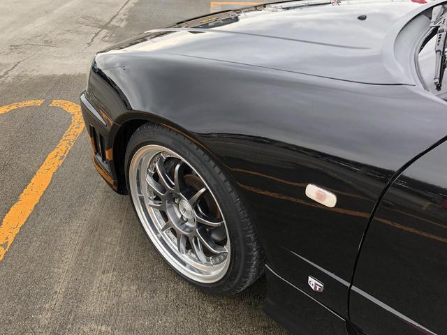 GT-T純正5速 後期ワンオナ Tベル済 SSR18 車高調(13枚目)