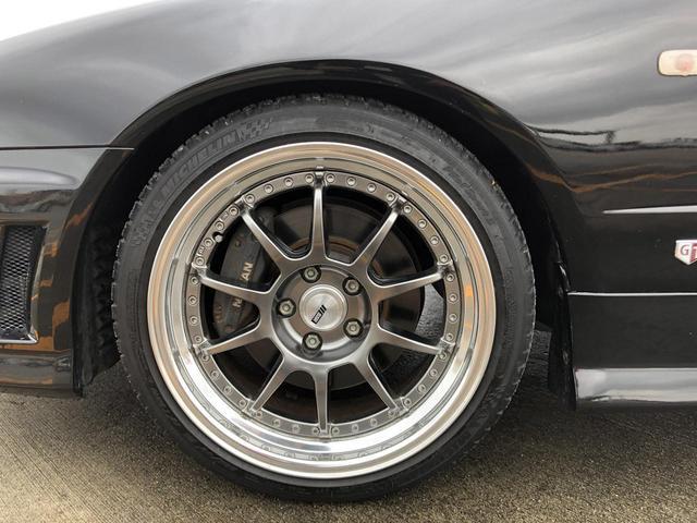 GT-T純正5速 後期ワンオナ Tベル済 SSR18 車高調(15枚目)