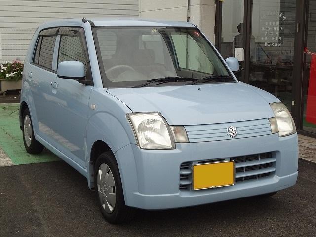 「スズキ」「アルト」「軽自動車」「岐阜県」の中古車2