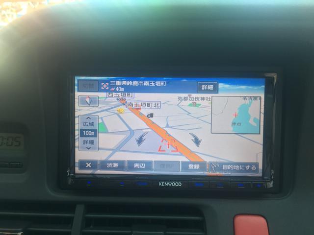 ホンダ オデッセイ アブソルート 4WD HDDナビフルセグ ETC 車高調