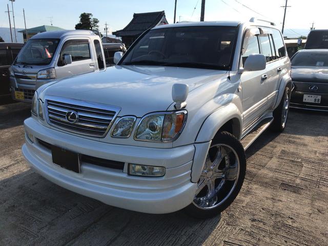 「トヨタ」「ランドクルーザー100」「SUV・クロカン」「岐阜県」の中古車6