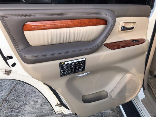 「トヨタ」「ランドクルーザー100」「SUV・クロカン」「岐阜県」の中古車28