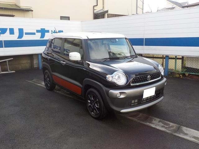 「スズキ」「クロスビー」「SUV・クロカン」「神奈川県」の中古車4