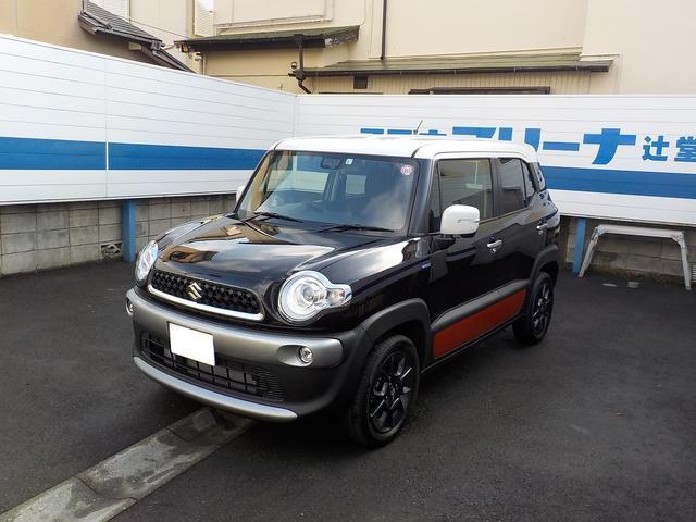 「スズキ」「クロスビー」「SUV・クロカン」「神奈川県」の中古車6