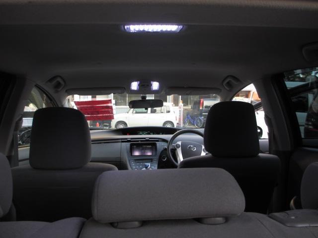トヨタ プリウス Sツーリングセレクション LEDヘッドライト