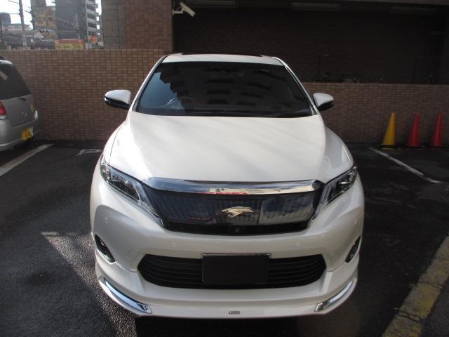 「トヨタ」「ハリアー」「SUV・クロカン」「大阪府」の中古車2