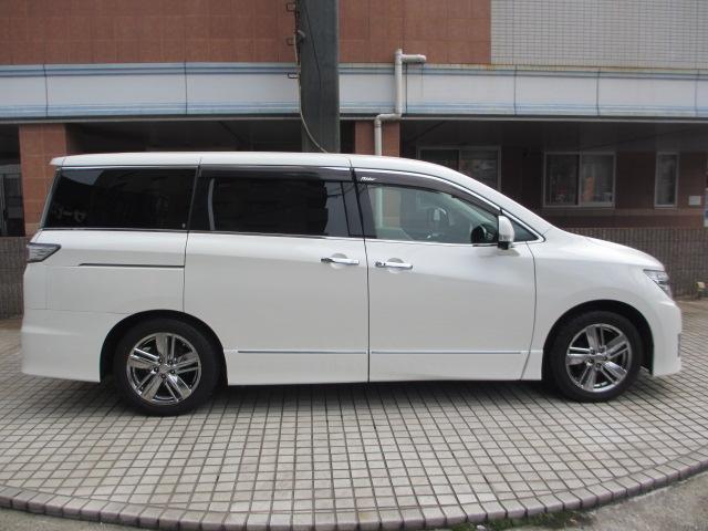 「日産」「エルグランド」「ミニバン・ワンボックス」「大阪府」の中古車8