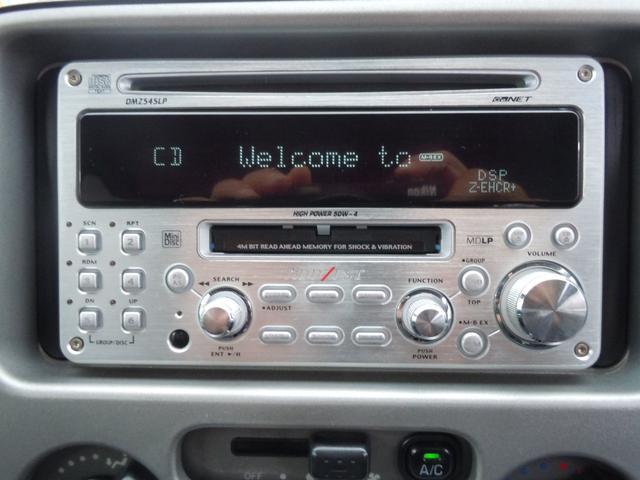 ダイハツ アトレーワゴン カスタムターボRS ワンオーナー HID 純正CD ETC