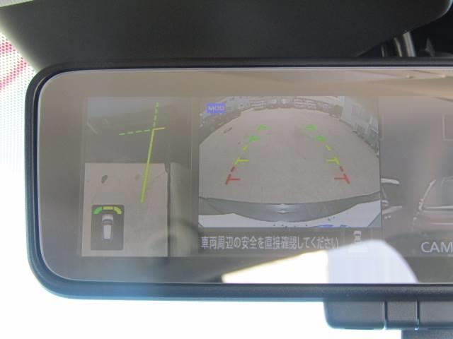 アラウンドビューモニターを装備してますので、駐車も安全に行えます♪運転が苦手な方も全方位カメラで安心です!
