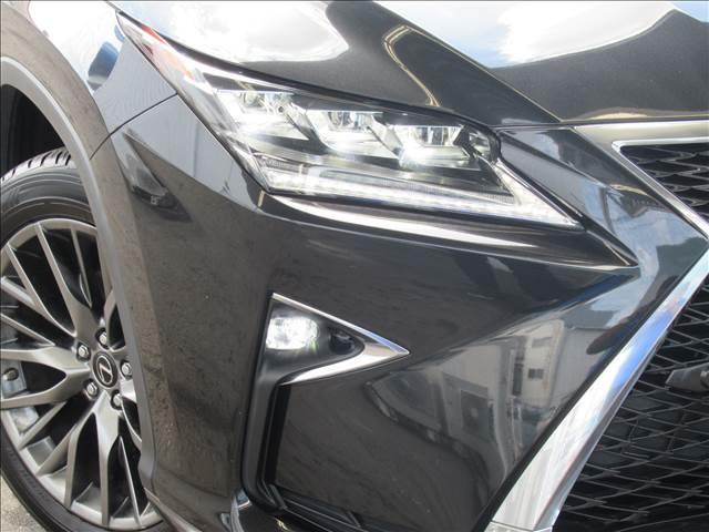 RX450h Fスポーツ メーカー12.3型SDナビ フルセグTV ブルーレイ 全方位カメラ 本革エアシート 4WD レーダークルーズ プリクラッシュ レーンキープ シートヒータ 電動ゲート 3眼LEDヘッドライト(13枚目)