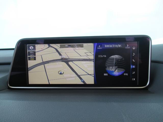 RX450h Fスポーツ メーカー12.3型SDナビ フルセグTV ブルーレイ 全方位カメラ 本革エアシート 4WD レーダークルーズ プリクラッシュ レーンキープ シートヒータ 電動ゲート 3眼LEDヘッドライト(53枚目)