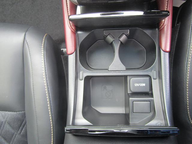 プレミアム 10型ナビ Bカメラ HDMI 新車未登録 サンルーフ クリアランスソナー AC100V レーダークルーズコントロール レーンキープ Pバックドア 電動シート シーケンシャル(57枚目)