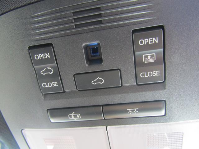 プレミアム 10型ナビ Bカメラ HDMI 新車未登録 サンルーフ クリアランスソナー AC100V レーダークルーズコントロール レーンキープ Pバックドア 電動シート シーケンシャル(60枚目)