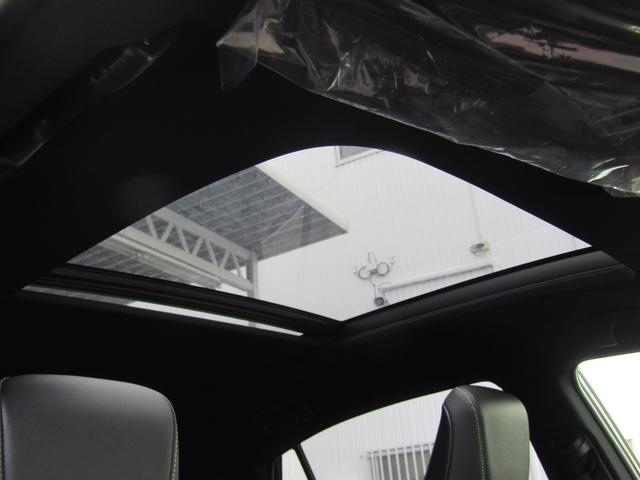 プレミアム 10型ナビ Bカメラ HDMI 新車未登録 サンルーフ クリアランスソナー AC100V レーダークルーズコントロール レーンキープ Pバックドア 電動シート シーケンシャル(64枚目)