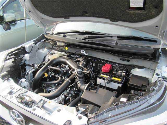 X S トヨタセーフティセンス 新車未登録 クリアランスソナー アイドリングストップ 純正16inスチールホイール スマートキー プッシュスタート(13枚目)
